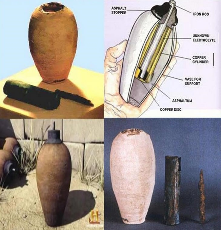 6 misteriosos objetos inventados