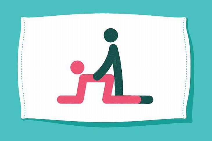 Posiciones sexuales posturas edad relaciones