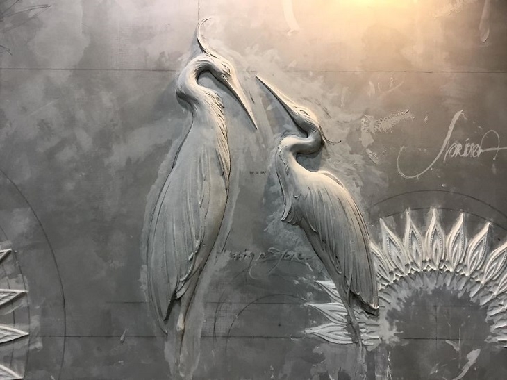 Arte bajorrelieve