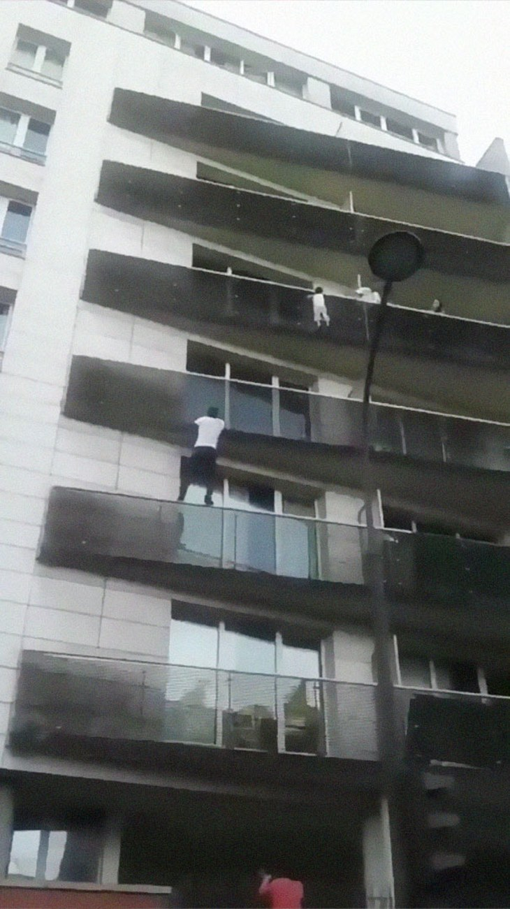 Spiderman De París
