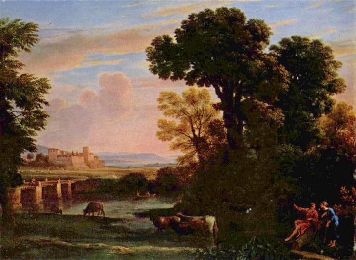 famosos paisajistas