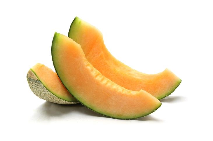 melón, salmonela, salud