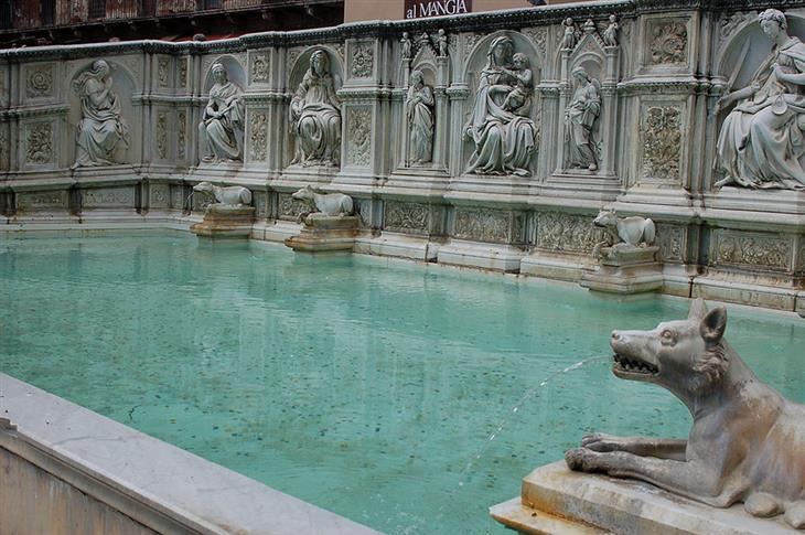 Siena, italia, turismo, viajes