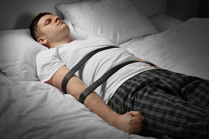 parálisis del sueño, salud, dormir