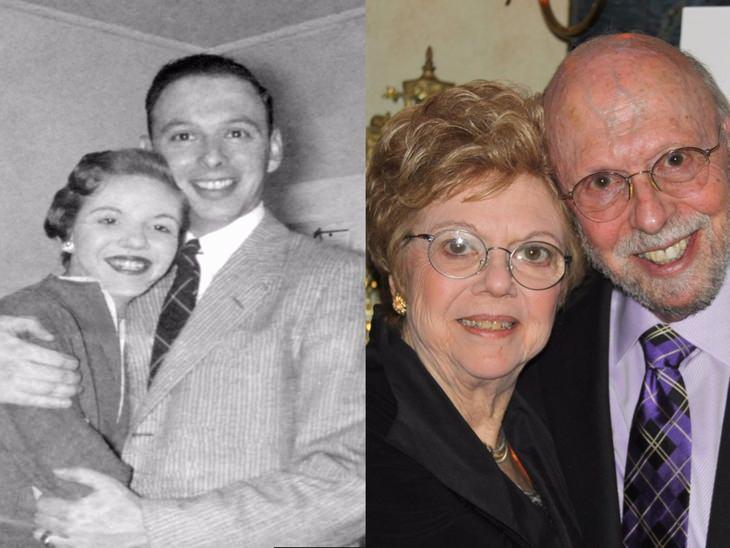 parejas 50 años de vida