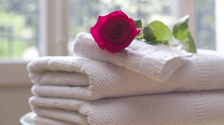 ejercicio, toalla, estiramiento