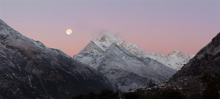 fotos preciosas Himalaya