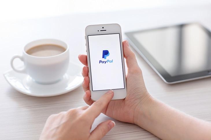 paypal y tarjetas de crédito
