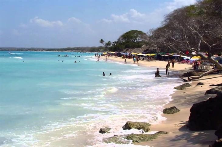 las mejores 7 playas de américa Latina