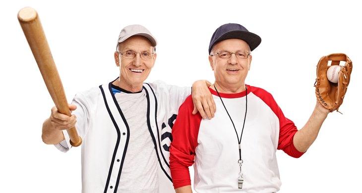 brfoma amigos béisbol