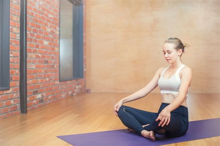 ejercicios respiración perder peso