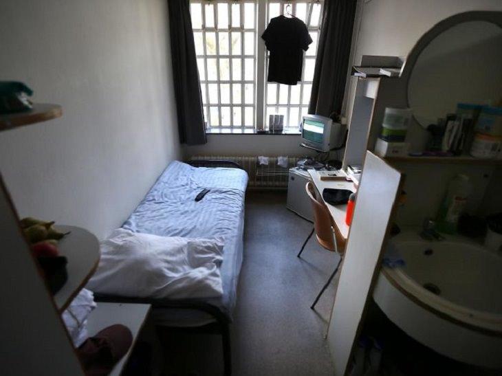 prisiones por todo el mundo