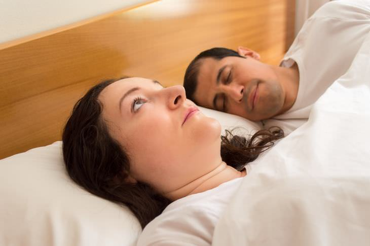 no dormir escapar estrés