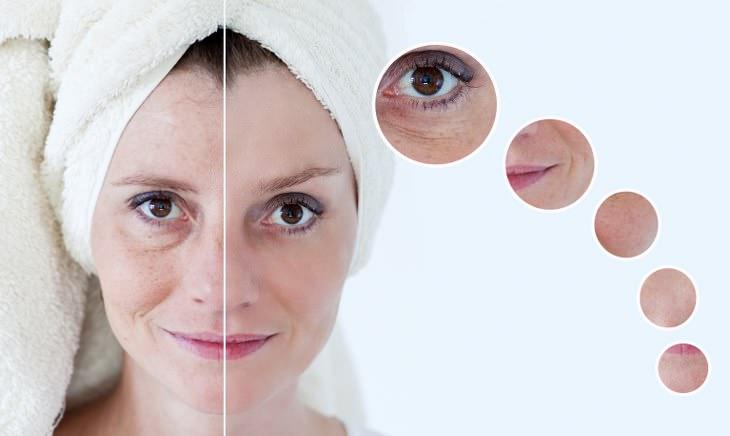 tips para reducir poros faciales