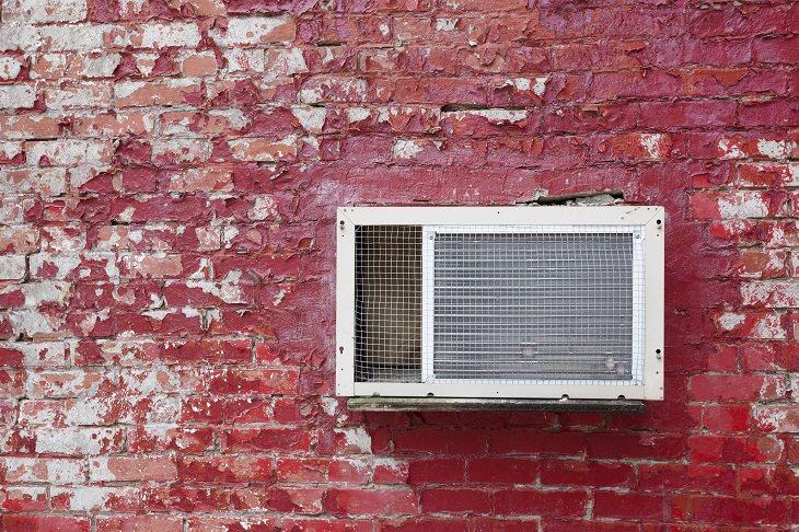 8 errores aire acondicionado