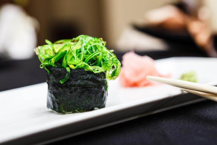 beneficios comer algas