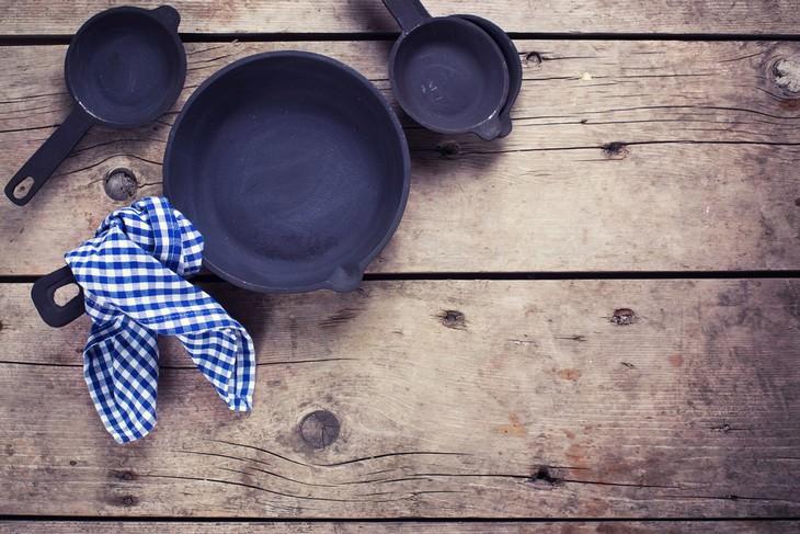 trucos limpiar sartenes
