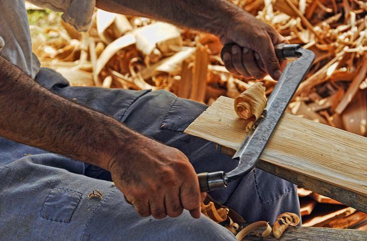 historia del carpintero