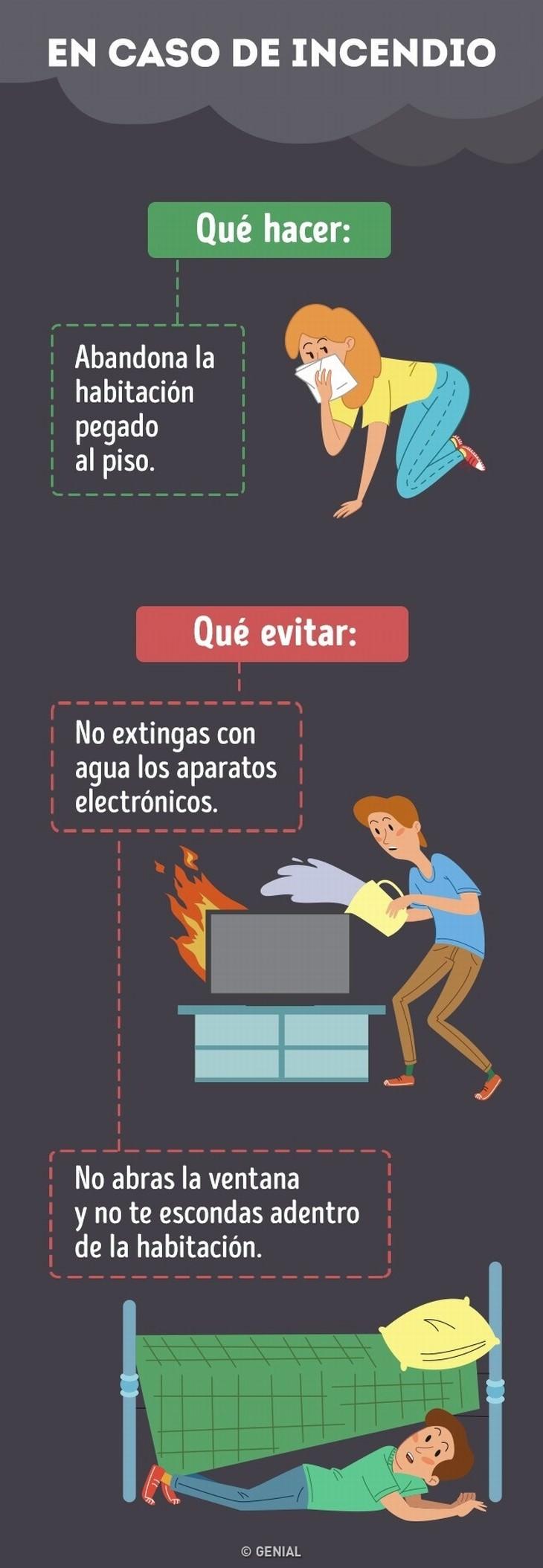 trucos para actuar en situaciones extremas