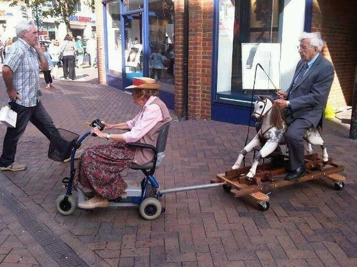 personas mayores independientes