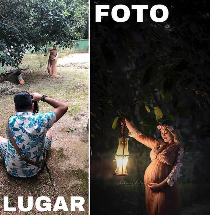 fotógrafo sorprende escenarios fotos