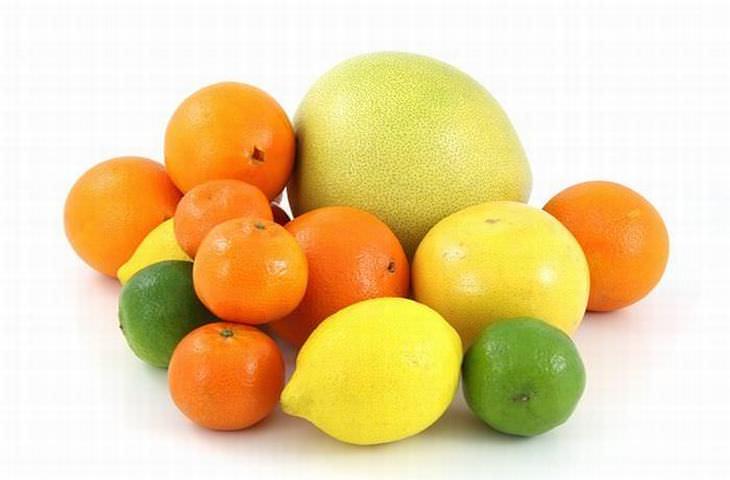 sistema inmune comidas citricos