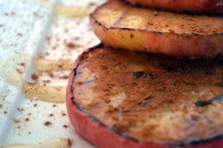 alimentos cocinar parrilla plancha