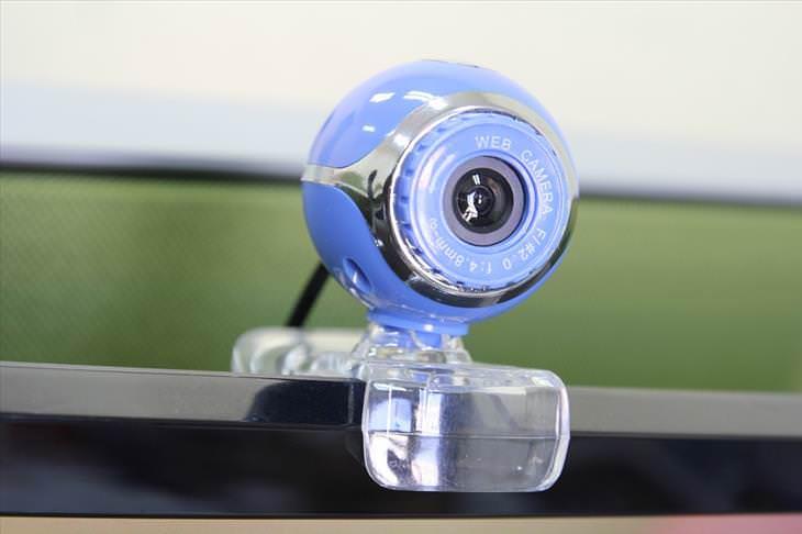 convertir webcam en cámara de vigilancia