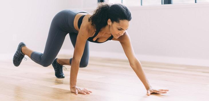 9 ejercicios para fortalecer tus piernas
