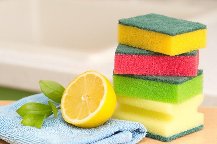 limón limpiar hogar
