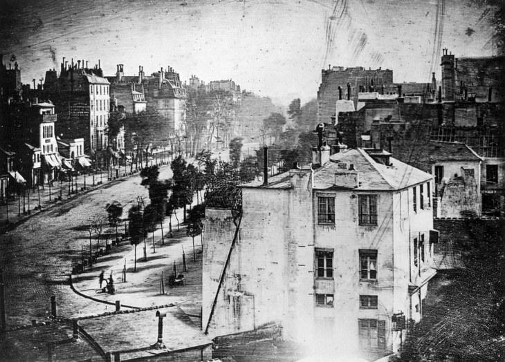 12 datos historia fotografías