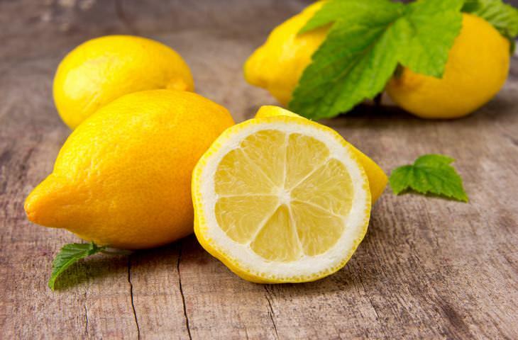 Desintoxicación de Limón