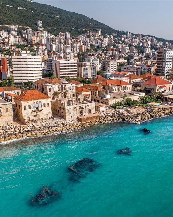 El Líbano Perla Del Medio Oriente