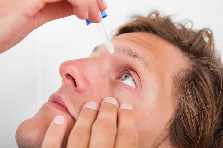 causas  ojos rojos