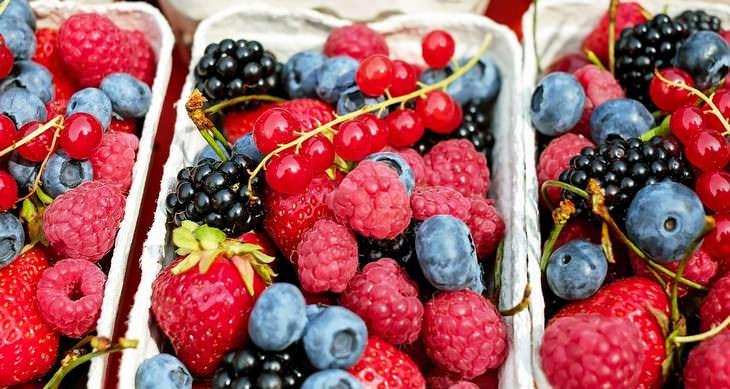 7 comidas para estar más sano y feliz