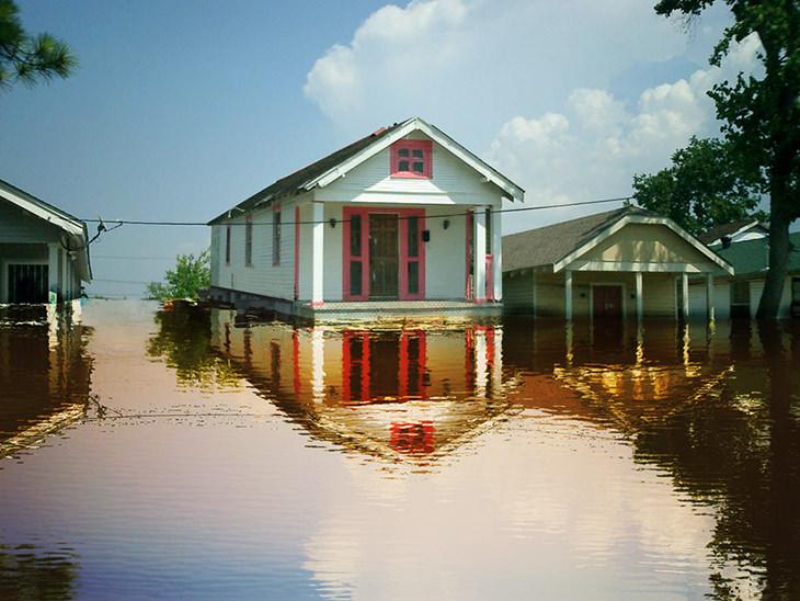 Sistema De Flotabilidad Previene Las Inundaciones De Casas