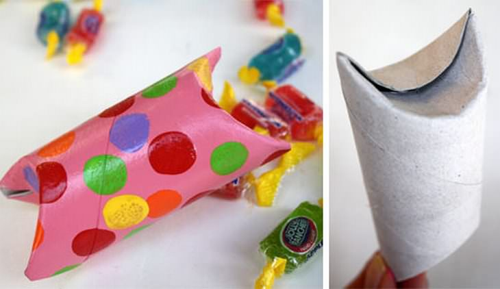 15 ideas rollos papel