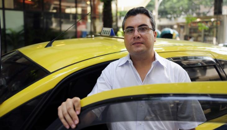 La Venganza Del Taxista