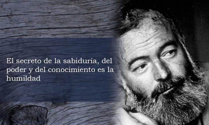 15 Frases De Hemingway