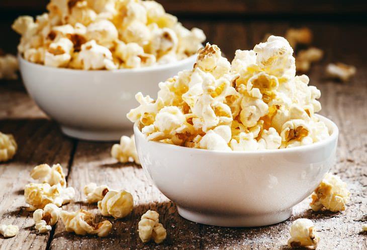 7 comidas dentistas no comen