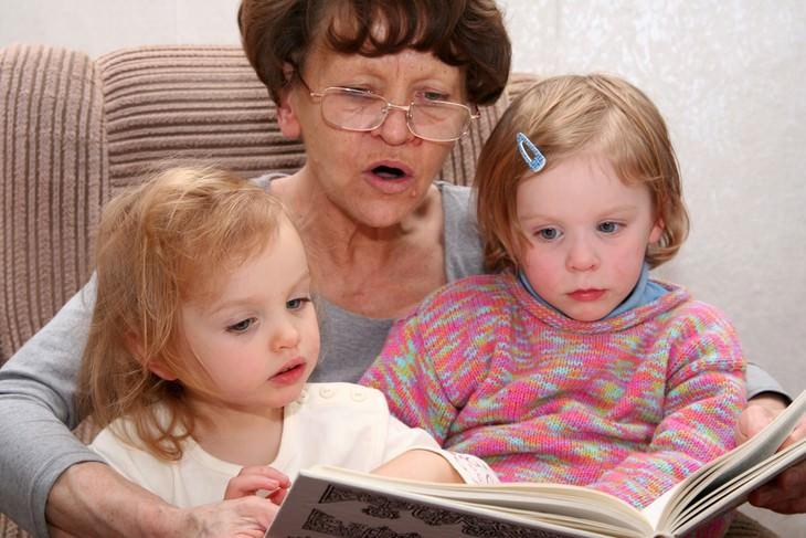 El Síndrome De La Abuela Esclava