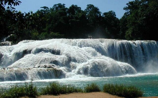 Agua Azul en México
