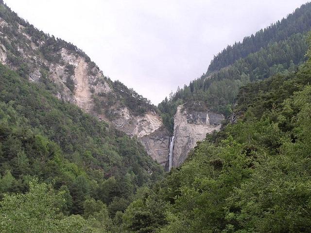 Vallon de Réchy, Valais