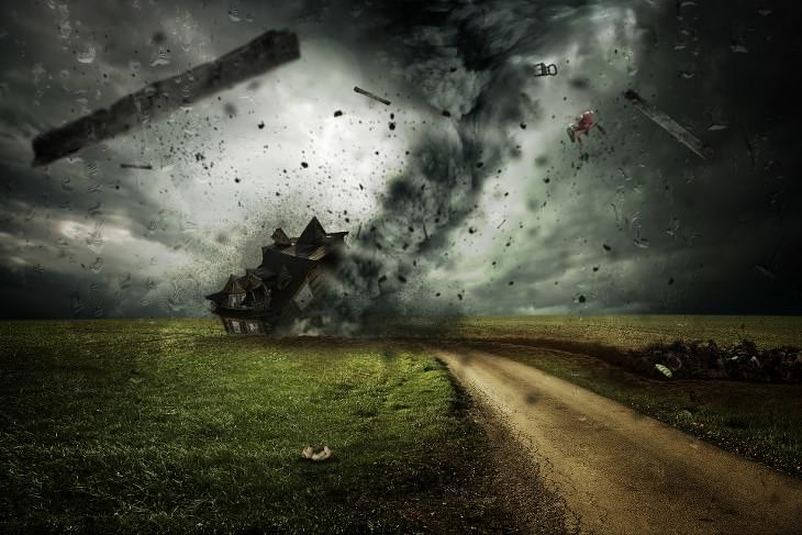 Pesadillas Desastres Naturales