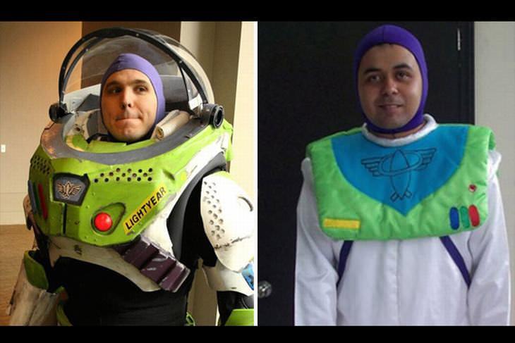 Memes Disfraces Buzz Lightyear