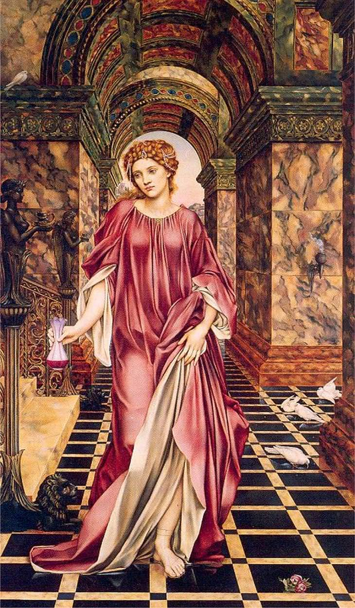 Evelyn De Morgan, Medea