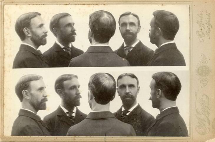 1897 Frederic y Francis Almy O.A. Taft Studio, Buffalo, Nueva York