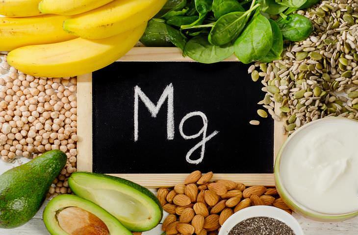 los 5 nutrientes que más faltan en tu dieta Magnesio