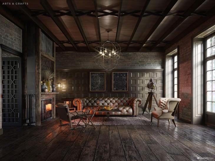 Diseño De Interiores Artes y oficios