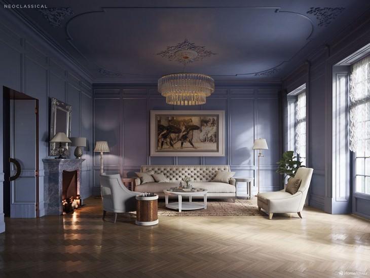 Diseño De Interiores Neoclásico